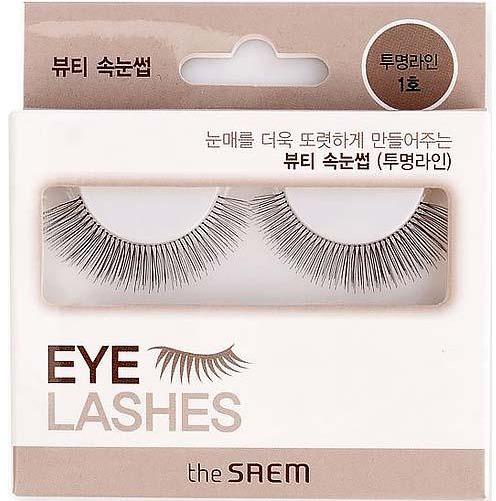 Купить The Saem Eyelash Clear Line