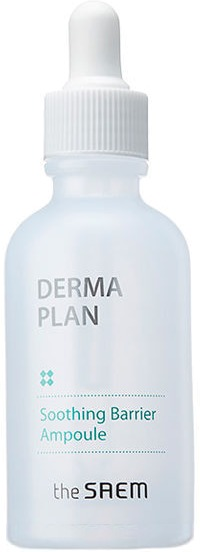 Купить The Saem Derma Plan Soothing Barrier Ampoule