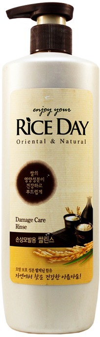 CJ Lion Rice Day Rinse for Damaged Hair