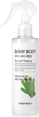 Купить Tony Moly Shiny Body Smooth Peeling