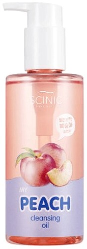 Scinic My Peach Cleansing Oil
