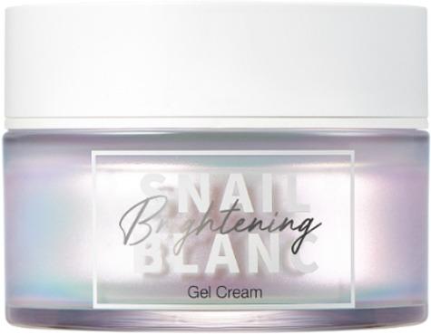 Its Skin Snail Blanc Brightening Gel Cream фото