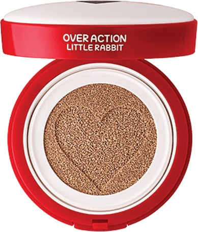The Saem Over Action Little Rabbit Love Me Cushion фото