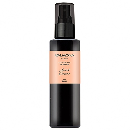 Valmona Apricot Conserve Ultimate Hair Oil Serum фото