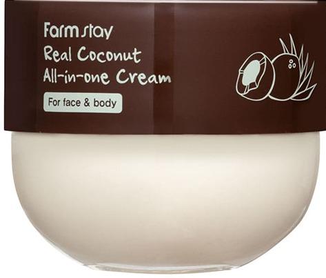 Купить FarmStay Real Coconut AllInOne Cream