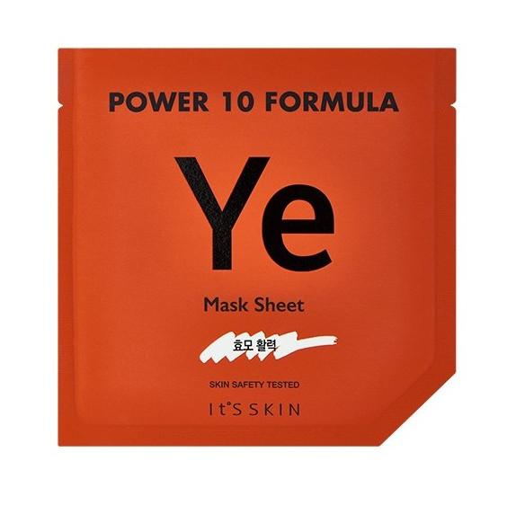 Купить Its Skin Power Formula Mask Sheet YE, It's skin