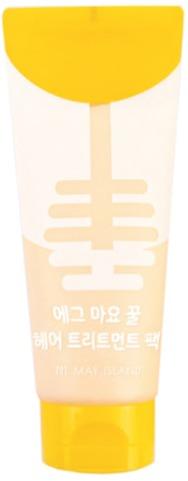 May Island Egg Mayonnaise Honey Hair Treatment Pack