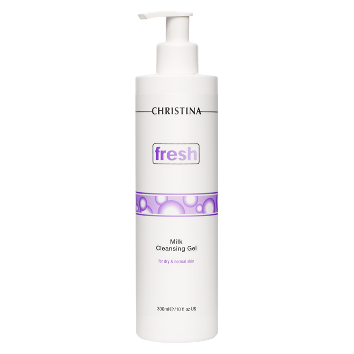 Christina Fresh Milk Cleansing Gel For Dry And Normal Skin