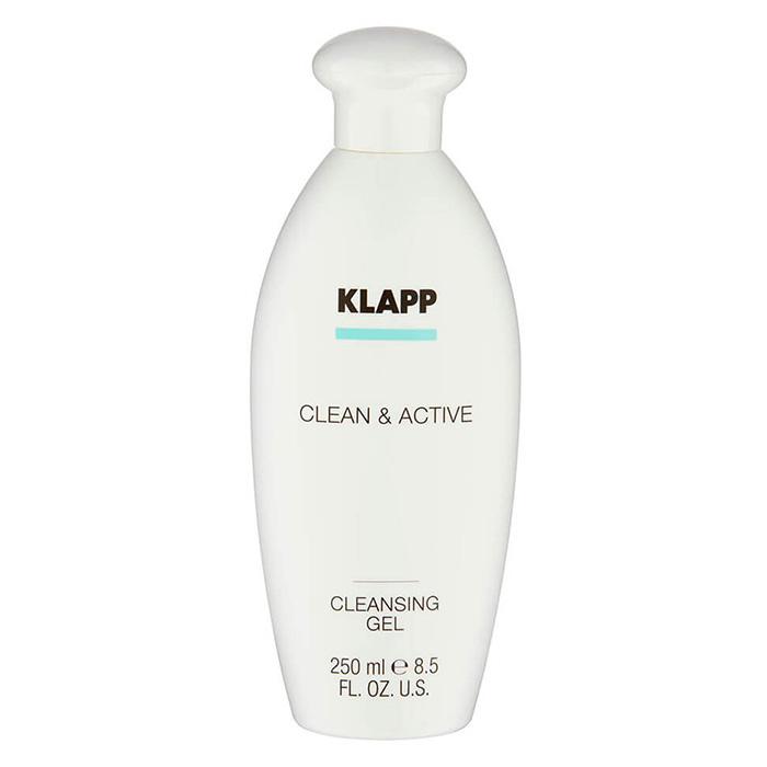 Klapp Clean And Active Cleansing Gel
