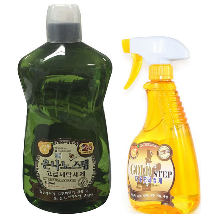 Kmpc Gold Step MultiPurpose Cleaner