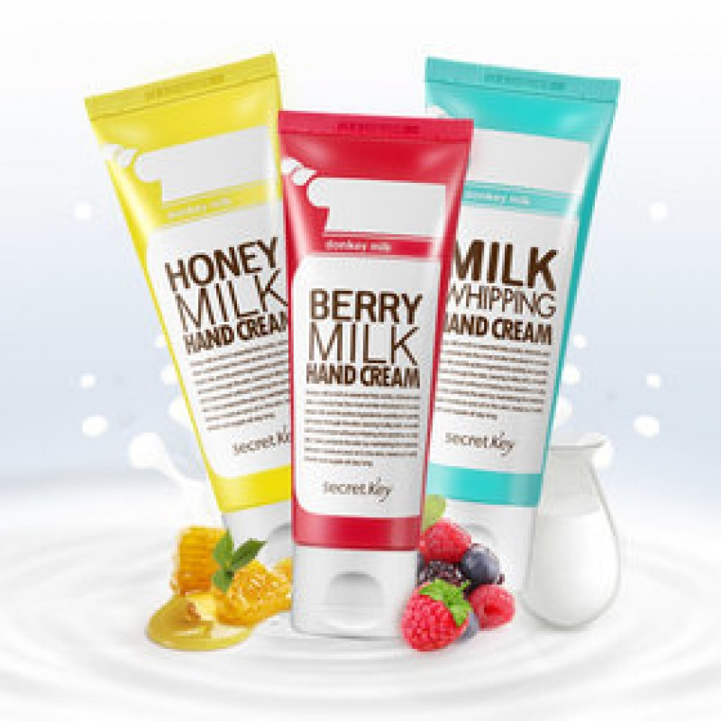 Secret Key Berry Milk Whippening Hand Cream