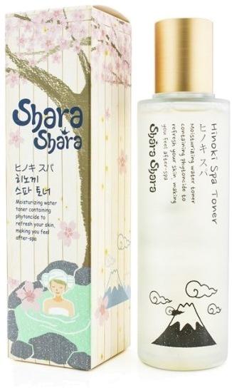 Купить Shara Shara Hinoki Spa Toner