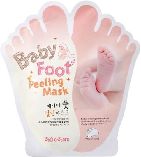 Купить Shara Shara Smooth Baby Foot Peeling Mask