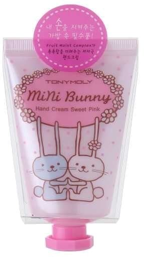 Tony Moly Mini bunny hand cream sweet